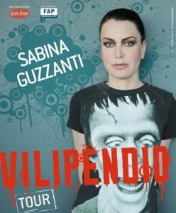 Sabina Guzzanti - vilipendio